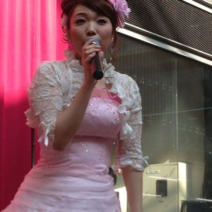 花咲ゆき美 冬の蛍キャンペーン