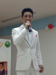 走裕介 北国街道・日本海 キャンペーン