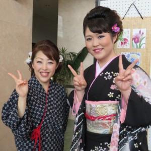 山口ひろみ&小笠原愛美コンサート
