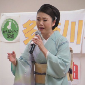 多岐川舞子 北の雪船キャンペーン