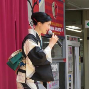 小沢亜貴子 別れの駅