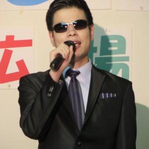 清水博正 飛騨川恋唄 楽園堂キャンペーン