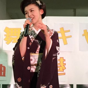 小桜舞子 雨港キャンペーン