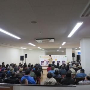 市川由紀乃 海峡岬キャンペーン