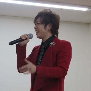沢田正人 夢を探して 楽園堂キャンペーン