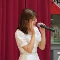 三代目コロムビア・ローズ 野村未奈 潮来アイモアキャンペーン