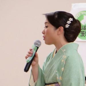 上杉香緒里 雨の花キャンペーン