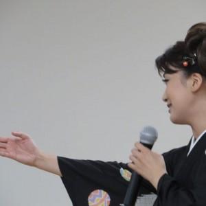 市川由紀乃 命咲かせてキャンペーン