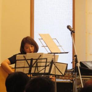 西田あい 音楽のWa 犬吠埼ホテル