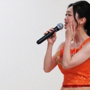 西田あい 波割り 楽園堂キャンペーン