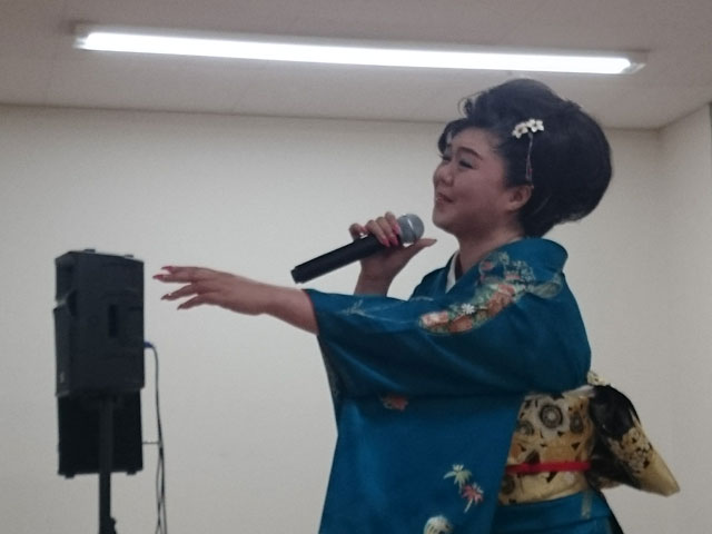 川神あい 北慕情キャンペーン