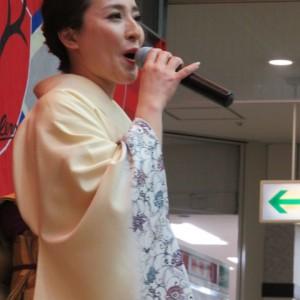水田竜子 霧島の宿 2016年1月29日