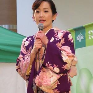 永井裕子 モラージュ菖蒲 2016年3月25日