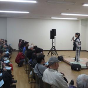 上杉香緒里 手鏡キャンペーン 2016年4月9日