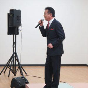 北川裕二 泣いて大阪キャンペーン 2016年4月9日