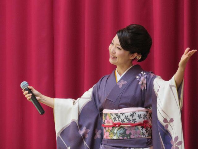山口瑠美 夕顔の坂 2016年4月23日