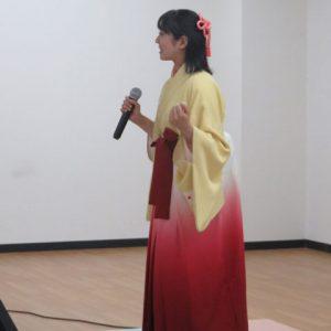 羽山みずき 紅花慕情 2016年5月25日