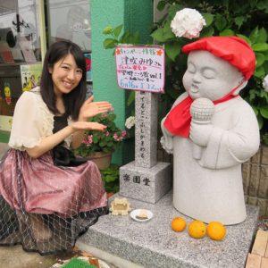 津吹みゆ カラオケ地蔵 2016年6月16日