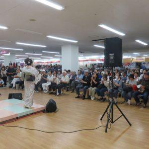 山口ひろみ 女の幸せ 2016年6月25日 楽園堂