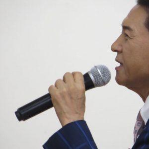 千葉一夫 紀ノ川旅情 2016年8月18日 楽園堂