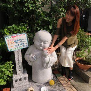 岩波理恵 泣いたカラスの子守歌 楽園堂 2016年9月25日 カラオケ地蔵