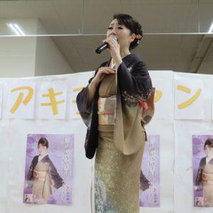 入山アキ子 信濃慕情 楽園堂 2016年9月28日