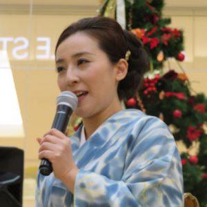 水田竜子 岩波理恵 イオンモール下妻 2016年11月18日