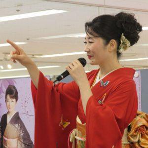 入山アキ子 加須カタクラパーク 2017年1月3日