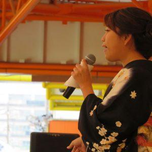 夏川あざみ ボートレース平和島 2017年2月19日