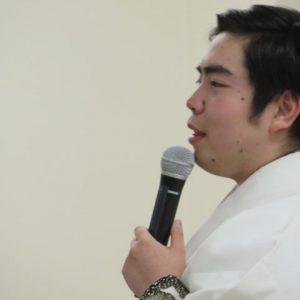 徳永ゆうき 津軽の風 楽園堂 2017年3月27日