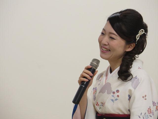 山口瑠美 想い出酒場 2017年4月9日