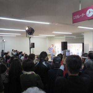 椎名佐千子 ソーラン鴎唄 2017年4月16日 楽園堂