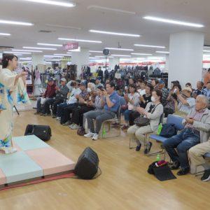夏川あざみ たそがれ波止場 2017年5月6日 楽園堂