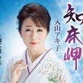 入山アキ子 知床岬/雨に散る花 teca13781
