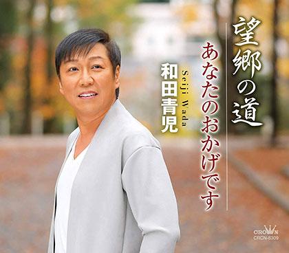 和田青児 望郷の道/あなたのおかげです crcn8309