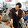 こおり健太さん、新曲「泣きみなと」発売キャンペーンで加須カタクラパークのステージ初登場!2018年9月17日