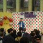 藤井香愛さん 野村美菜さん 一条貫太さん  イオンノアで 新曲発売記念ミニライブを開催!  2019年10月21日
